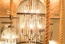 Chandelier Obsession / Love Chandeliers For Home And Party Decorating. Something About The Sparkle That Makes Them Magnificent!