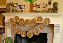 Baby's 1st Birthday / ideas for my daughters first birthday party
