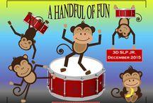 December 3D SLP Jr: A Handful of Fun