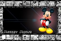 Mickey Mouse / My favourite cartoon