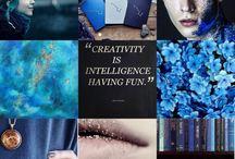 HP: ((Ravenclaw - Info/aesthetics))