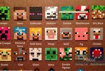 Minecraft Bügelperlen