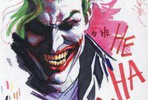 The Joker Clown Prince Of Crime