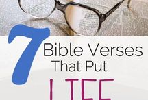 Topical Scriptures Compiliations