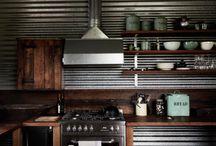 kuchyne i rustikal a levne