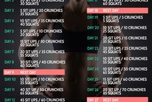 30 day challenges / by Brittany