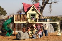 Outdoor Playhouses / by Sweet Retreat Kids