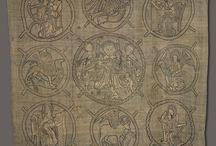 Broderi - renæssance / Fra 1500-tallet