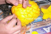 abacaxi em eva