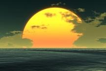 Yellow Sun / www.missdinkles.com