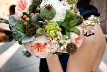 Bouquets / by Ashley Elizabeth Floral Design & Styling AE Weddings