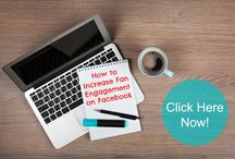 Fan Page Marketing / Tips, tricks, ideas, hacks and strategies for marketing on Facebook using your fan page including posts and content from Michelle Grigsby and more.