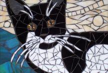 mosaiquismo gato