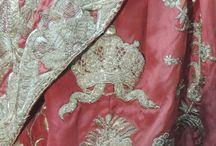 Catherine I of Russia's clothing / Гардероб Екатерины I