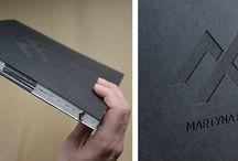 M&F Branding / #design #identity #branding #furniture design #portfolio #initials