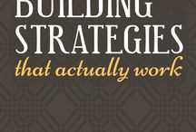 List Building Tips for Bloggers and Business Owners / A collection of listbuilding tips for small biz owners and entrepreneurs.