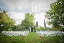 """Barr Mansion Wedding / """"Barr Mansion is the nation's first certified organic special events and wedding venue, able to accommodate groups large and small."""""""
