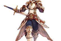 Fantasy character's