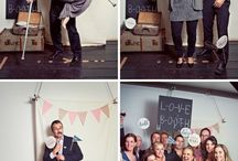 Adorable Photo Booth Shots / A tribute to the silly photos that are a result of wedding photo booths.