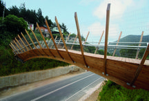 Architecture – Bridges, pedestrian / Pedestrian bridges