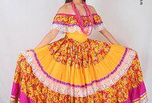 rochii mexic