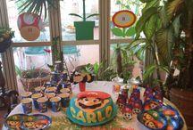 compleanno super Mario bross