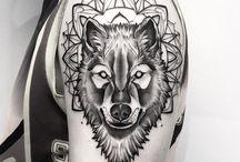 Tatuajes Φ FRANKI Φ / Tatuajes realizados por el artista Franki. Logia Barcelona.