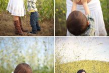 Mother and son maternity photography / Photography