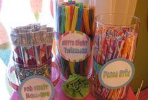 Groovy/Tie-Dye Theme / Enjoy some groovy time!!