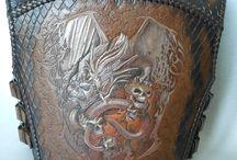 Жилеты , мотожилеты / Работы выполнены на заказ в нашей мастерской Leather Studio Art Union https://vk.com/leatherstudioartunion , whatsapp +7-929-522-12-13 ,instagram - leatherstudioartunion