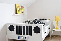 safari car bed