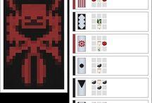 флаги маинкрафт