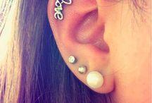 piercings / by Sarah Turner