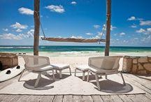 Strandhaus / nur weil man nicht am strand wohnt, heisst dass nicht dass man sich nicht so fühlen kann :-)