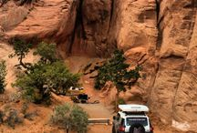 Camping and Offroading