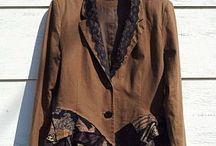 předělané sako