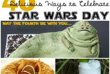 Star Wars Food & Party Ideas