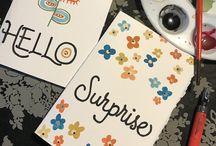 Lettres & Co. / DIY, calligraphie, lettering, inspiration et création. le blog !