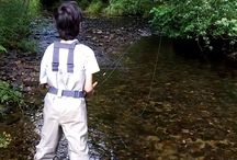 Fly fishing instruction and guiding