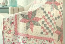 Shabby Chic / Quilts and crafts that combine shabby with chic.