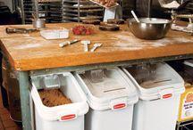 Cocinas pastelería