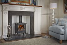 Franco-Belge Free standing wood burning stoves from Euroheat / All Franco Belge stoves are constructed from top grade cast iron for a lifetime of dependable service and are fully recyclable.  With over 80 years experience in designing and manufacturing the world's finest woodburning and solid-fuel cast iron stoves, and are renowned for their intricate cast iron work and rugged reliability.