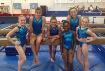 Under Armour Gymnastics Apparel / UA leotards, warm-ups, and men's gymnastics apparel.