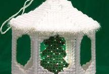 Christmas craft pattern
