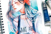 Art ◇ Girls