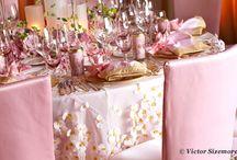 Wedding colors pink