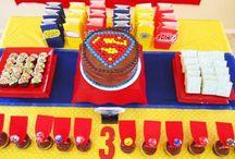 Birthday Cakes and Desserts