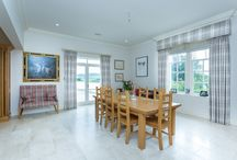 Dining Room Inspiration / Great ideas from grand to quaint dining rooms from properties for sale across The Lake District and North Lancashire