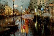 Scènes de rues Russie