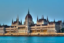 River Cruising in Hungary  / Explore the beauty of a River Cruise through Hungary with our destination images